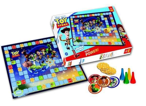 Toy Story Síla hraček