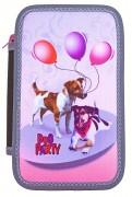 Školní penál 2-patra Dog party