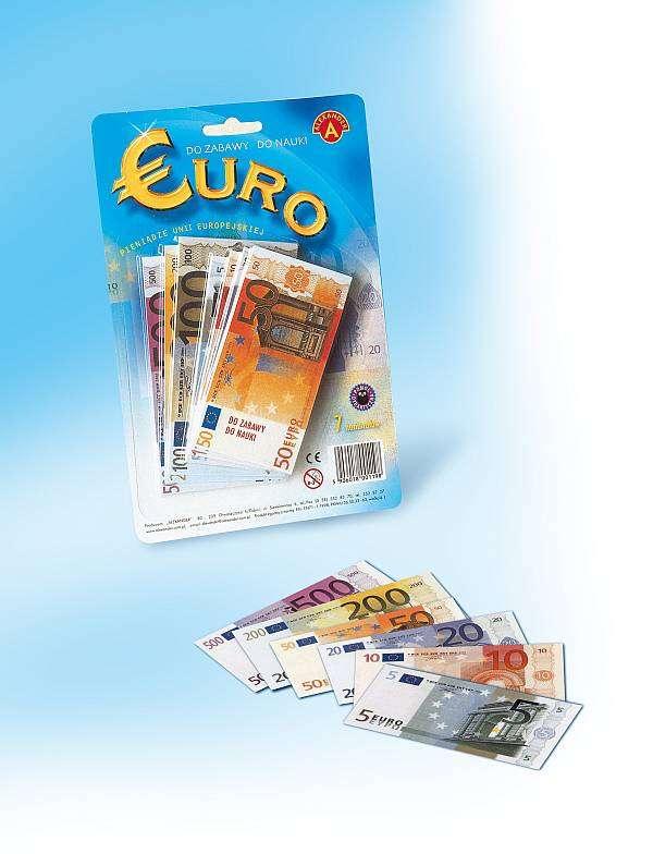 Eura - peníze do hry