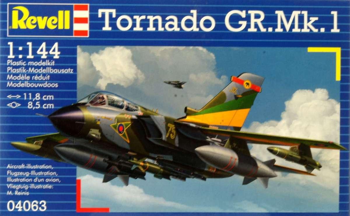 Revell model - Tornado GR.Mk.1