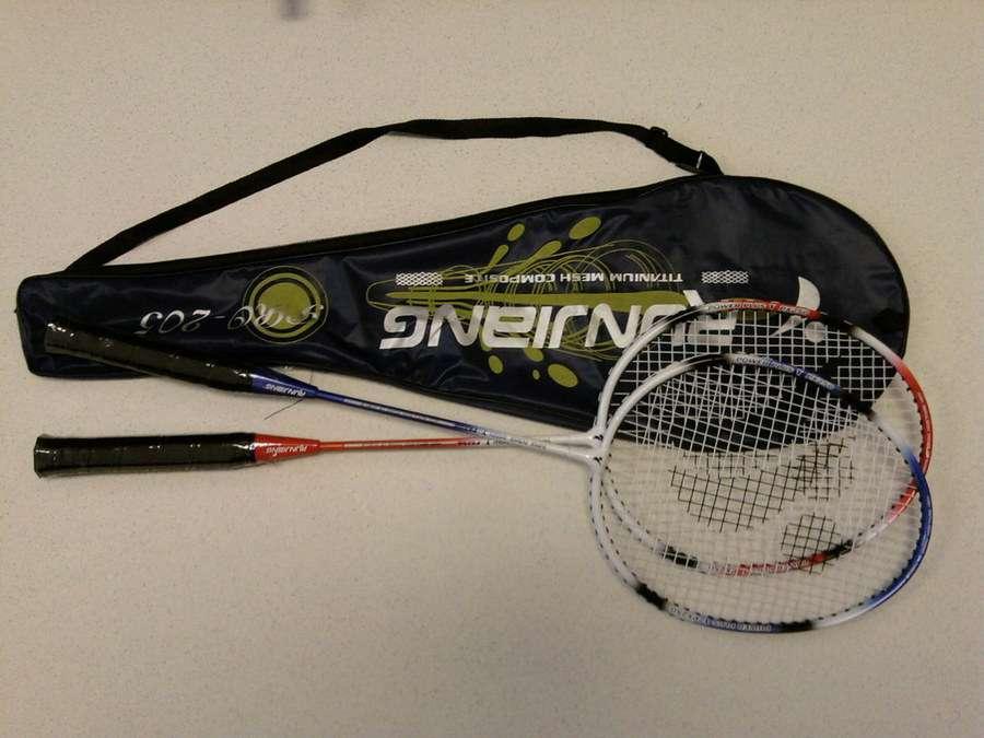 UNISON Badminton ALUMINIUM
