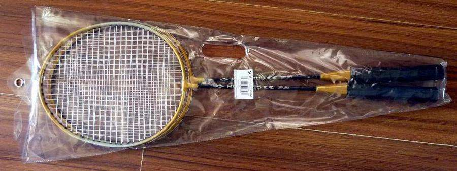 Badmintonová souprava kovová