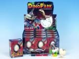 Dinosaurus rostoucí v krabičce