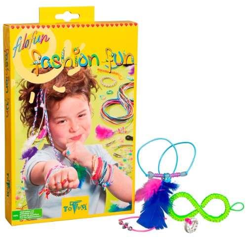 Fashion fun - zábavná móda - kreativní sady Totum