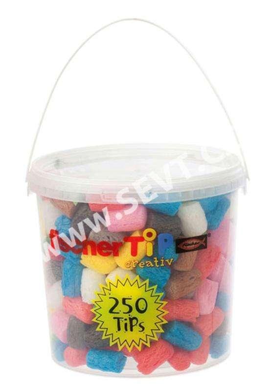 Fischer Tip 250 - kbelík - kreativní sady Totum