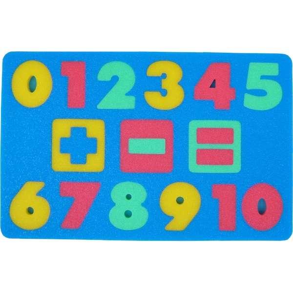 Pěnové puzzle-Čísla