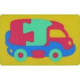 Pěnové puzzle - Kamion