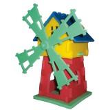 Pěnové puzzle - Mlýn 3D
