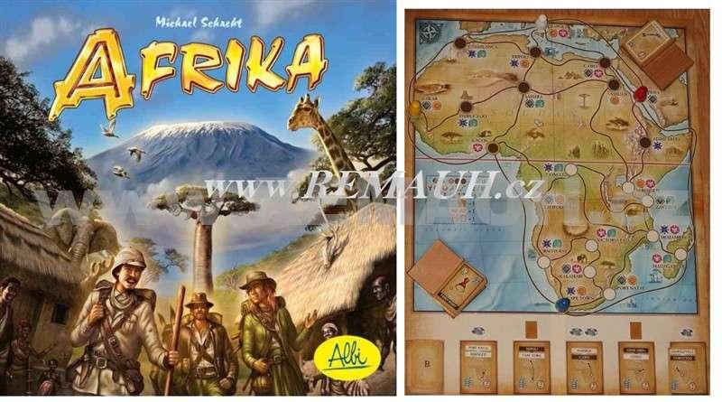 Image of Afrika od firmy Albi