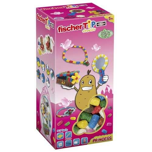 Fischer Tip sada Princezna - kreativní sady Totum