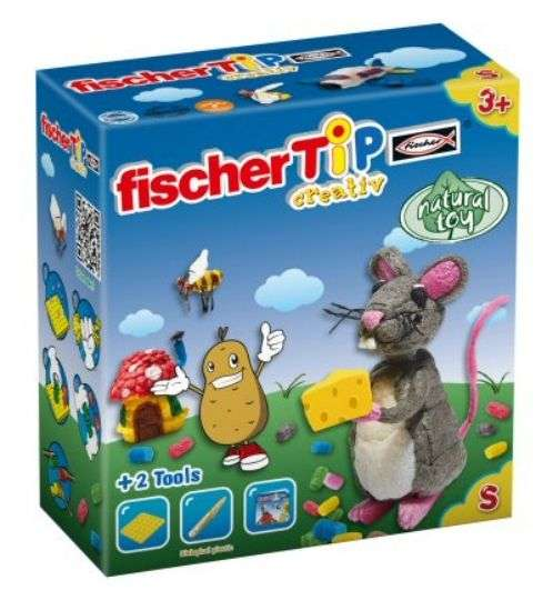Fischer Tip sada S - kreativní sady Totum