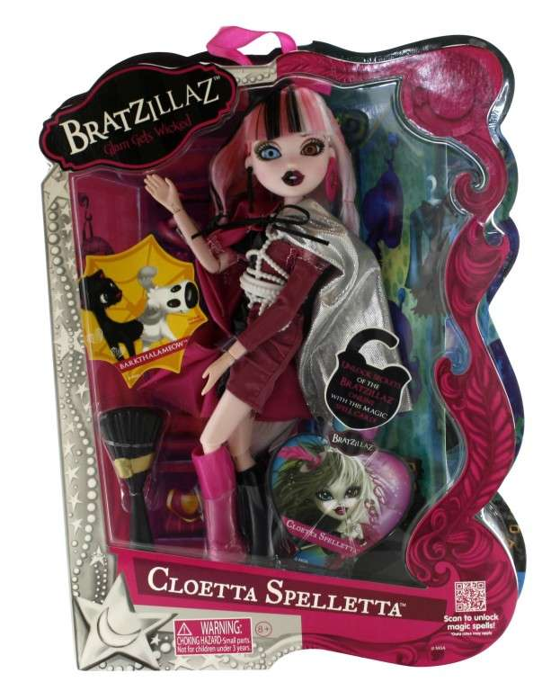 Bratzillaz Cloetta