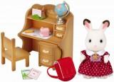 Sylvanian Families - Králičí holčička a psací stůl
