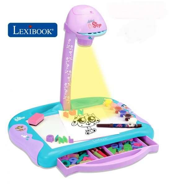 Lexibook stolní - Littlest Pet Shop