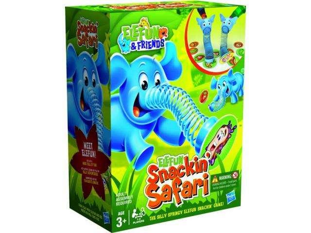Snackin Safari - společenská hra